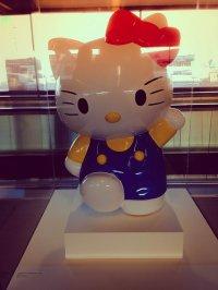 zabawka dla dzieci - hello kitty