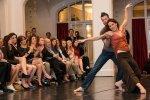 w szkole tańca