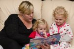 czytanie z dziećmi